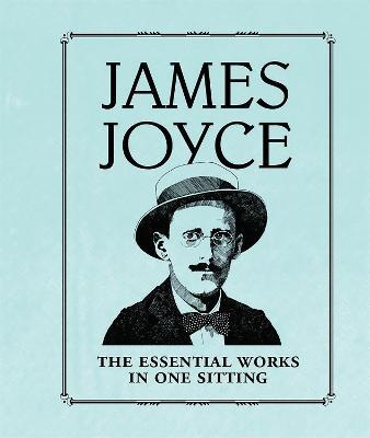 James Joyce by Joelle Herr