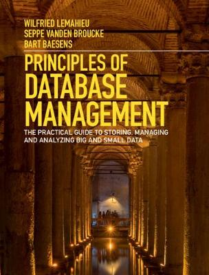 Principles of Database Management by Wilfried Lemahieu