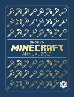 Official Minecraft Annual 2019 book