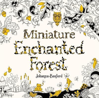 Miniature Enchanted Forest book