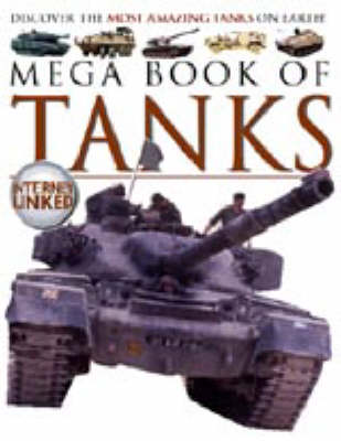 MEGA BOOK OF TANKS book