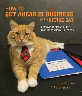 How to Get Ahead in Business with Office Cat by Ariana Klepac