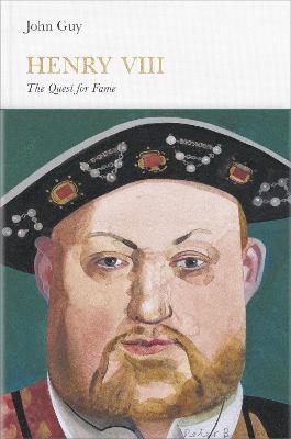 Henry VIII (Penguin Monarchs) by John Guy