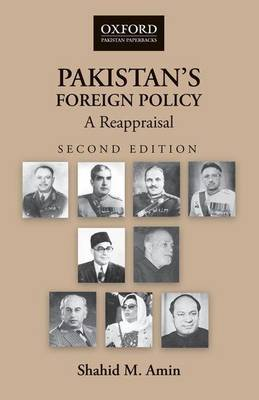 Pakistan's Foreign Policy by Shahid M. Amin