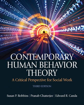 Contemporary Human Behavior Theory by Edward R. Canda