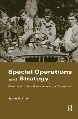 Special Operations and Strategy book