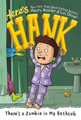 There's A Zombie in My Bathtub by Henry Winkler