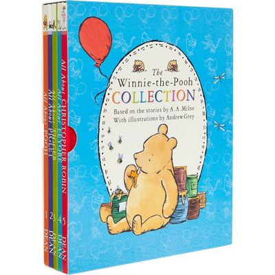 The Winnie the Pooh Collection by null