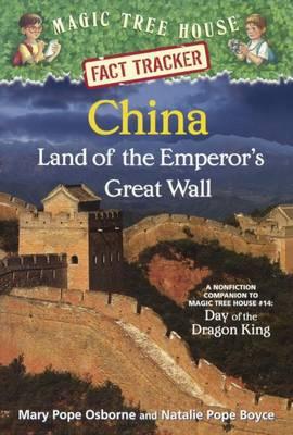 China by Mary Pope Osborne
