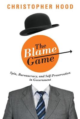 The Blame Game by Christopher Hood