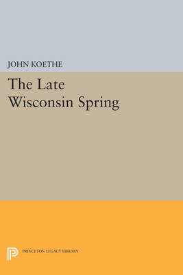 Late Wisconsin Spring book