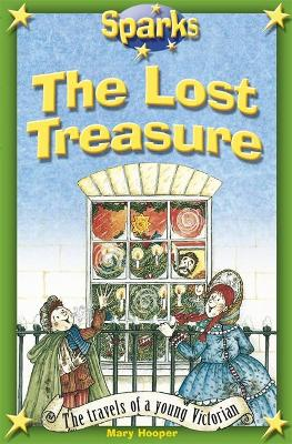 The Travels of a Young Victorian:The Lost Treasure by Mary Hooper