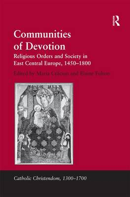 Communities of Devotion book