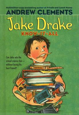 Jake Drake, Know-It-All by Andrew Clements
