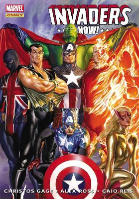 Invaders Now! by Christos Gage