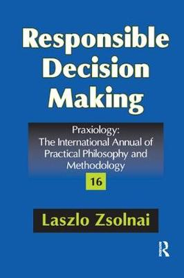 Responsible Decision Making by Laszlo Zsolnai