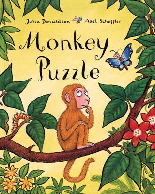 Monkey Puzzle (Big Book) by Julia Donaldson