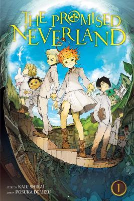 Promised Neverland, Vol. 1 book