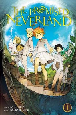 The Promised Neverland, Vol. 1 by Demizu Posuka