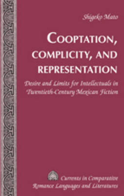 Cooptation, Complicity, and Representation by Shigeko Mato