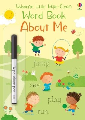 About Me by Felicity Brooks