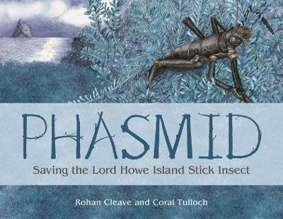 Phasmid by Rohan Cleave