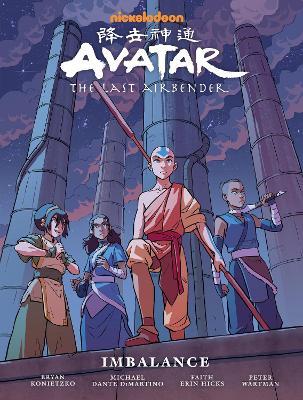Avatar: The Last Airbender - Imbalance Omnibus by Bryan Konietzko