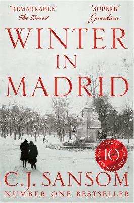 Winter in Madrid book