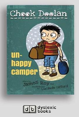 Unhappy Camper: Chook Doolan by James Roy