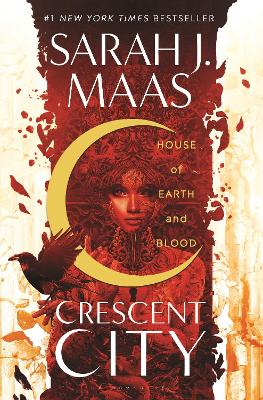 House of Earth and Blood book