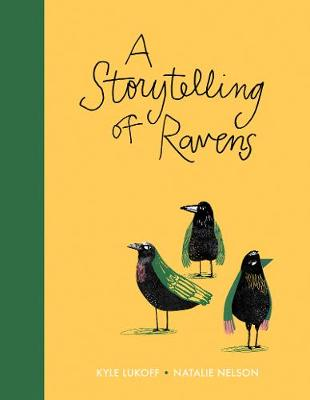 Storytelling of Ravens book
