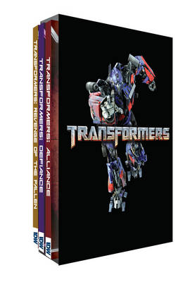 Transformers Movie Slipcase Collection Volume 2 book