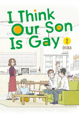 I Think Our Son Is Gay 02 book