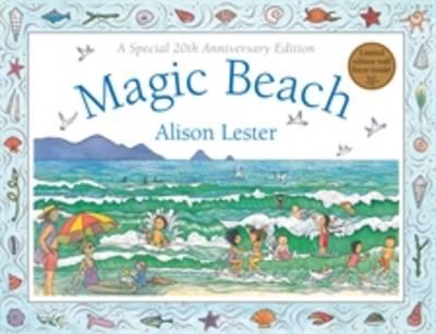 Magic Beach 20th Anniversary Ed book