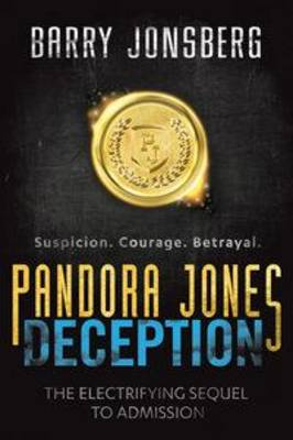 Pandora Jones: Deception by Barry Jonsberg