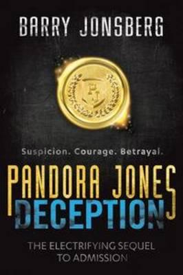 Pandora Jones: Deception book