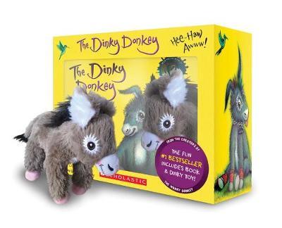 DINKY DONKEY, THE BOX SET+PLUSH+MINIBOOK by Craig Smith