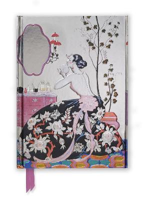 Barbier: Backless Dress (Foiled Journal) by Flame Tree Studio