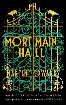 Mortmain Hall by Martin Edwards