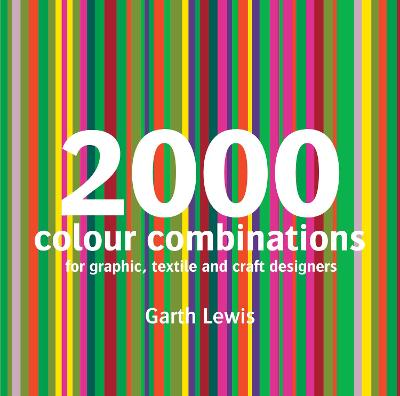 2000 Colour Combinations by Garth Lewis