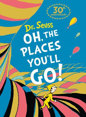 Oh, The Places You'll Go! Mini Edition book