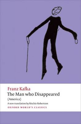 The Man who Disappeared by Franz Kafka