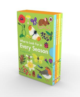 What to Look For in Every Season: A Ladybird Book Boxset by Elizabeth Jenner