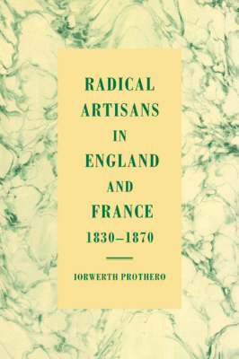 Radical Artisans in England and France, 1830-1870 book