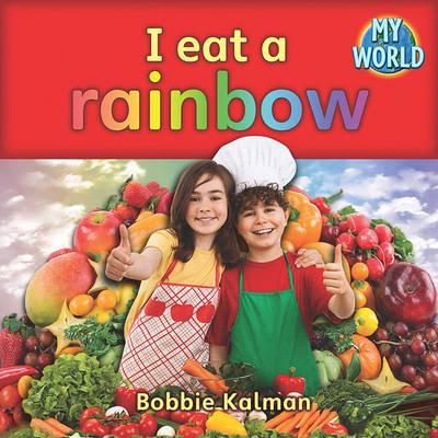 I Eat a Rainbow book