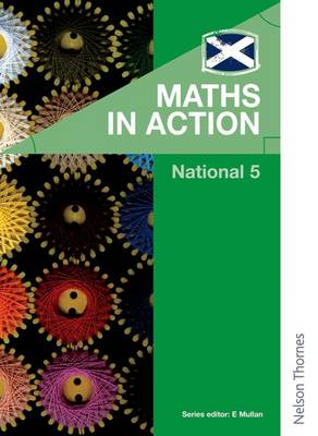 Maths in Action National 5 by Edward Mullan