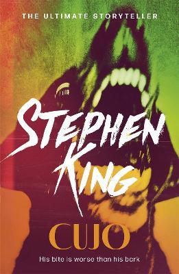 Cujo by Stephen King