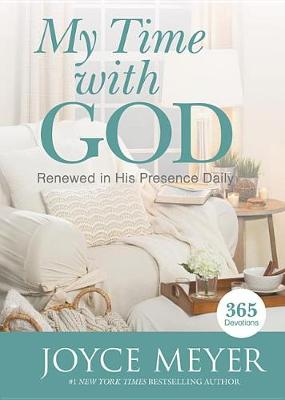 My Time with God book