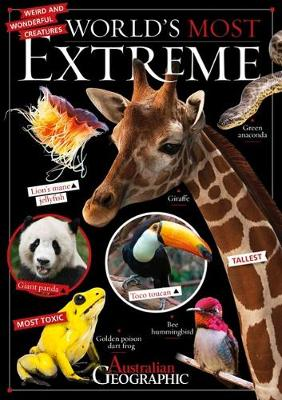 World's Most Extreme by Kathy Riley