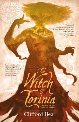 Witch of Torinia by Clifford Beal